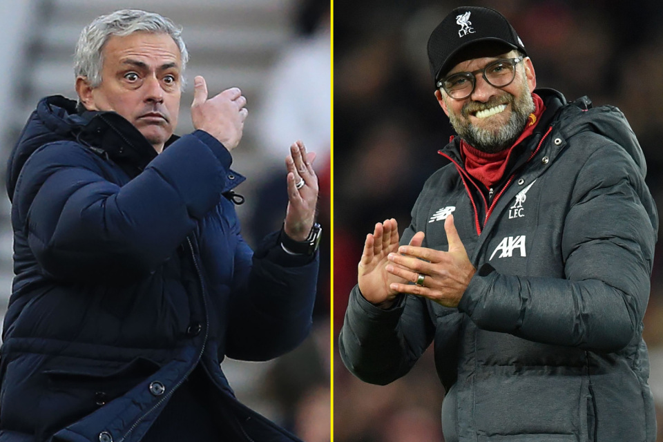 Tottenham vs Liverpool LIVE commentary and team news ...
